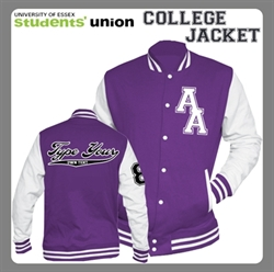 Picture of College Jacket Personalise Your Own Style 2