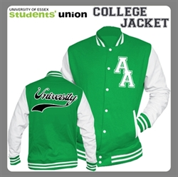 Picture of University of Essex College Jacket Style 2