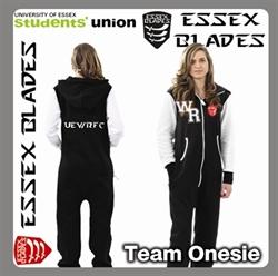 Picture of UEWRFC Onesie/Black