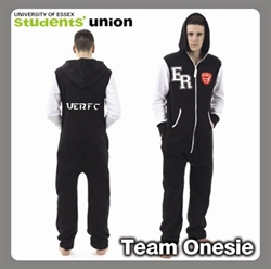 Picture of UERFC Team Onesie/Black
