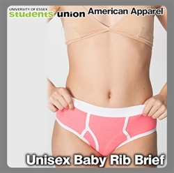 Picture of Unisex Baby Rib Brief