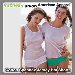 Picture of Cotton Spandex Jersey Hot Shorts