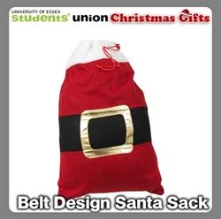 Picture of Belt Design Santa Sack