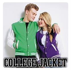 Picture of College Jacket