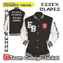 Picture of Team College Jacket/Black