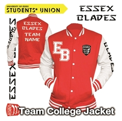 Picture of Team College Jacket/Red