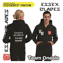 Picture of Team Onesie/Black