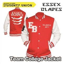Picture of American Football Rookie College Jacket