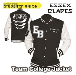 Picture of American Football Leavers College Jacket