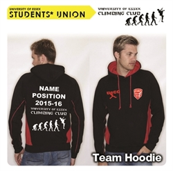 Picture of Climbing Club Team Hoodie