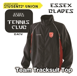 Picture of Essex Blades Tennis Club Tracksuit Jacket