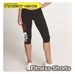 Picture of Essex Flames American Apparel Knee-length Fitness Pants