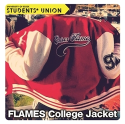 Picture of Essex Flames College Jacket