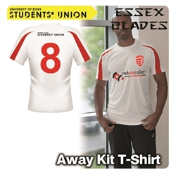 Picture of Hockey Team Away Kit T-Shirt