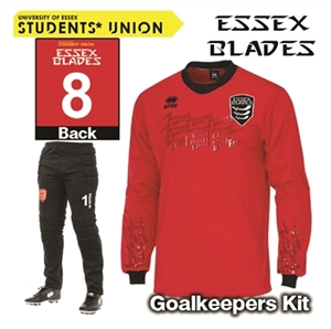 Picture of Handball Goal Keepers Kit 2013