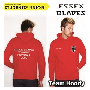 Picture of UEWFC Team Hoodie Red