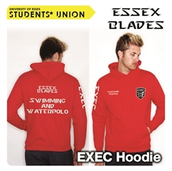 Picture of Swimming & Waterpolo EXEC Hoodie