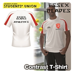 Picture of Athletics Contrast T-Shirt