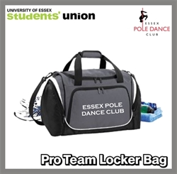 Picture of Essex Pole Dance Club Pro Team Locker Bag
