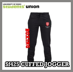 Picture of Essex Blades Boxing Cuffed Joggers