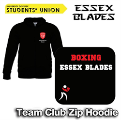 Picture of Essex Blades Boxing Zip Hoodie