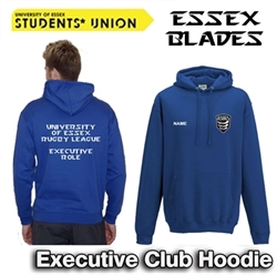 Picture of University of Essex Rugby League Executive Hoodie (Blue)